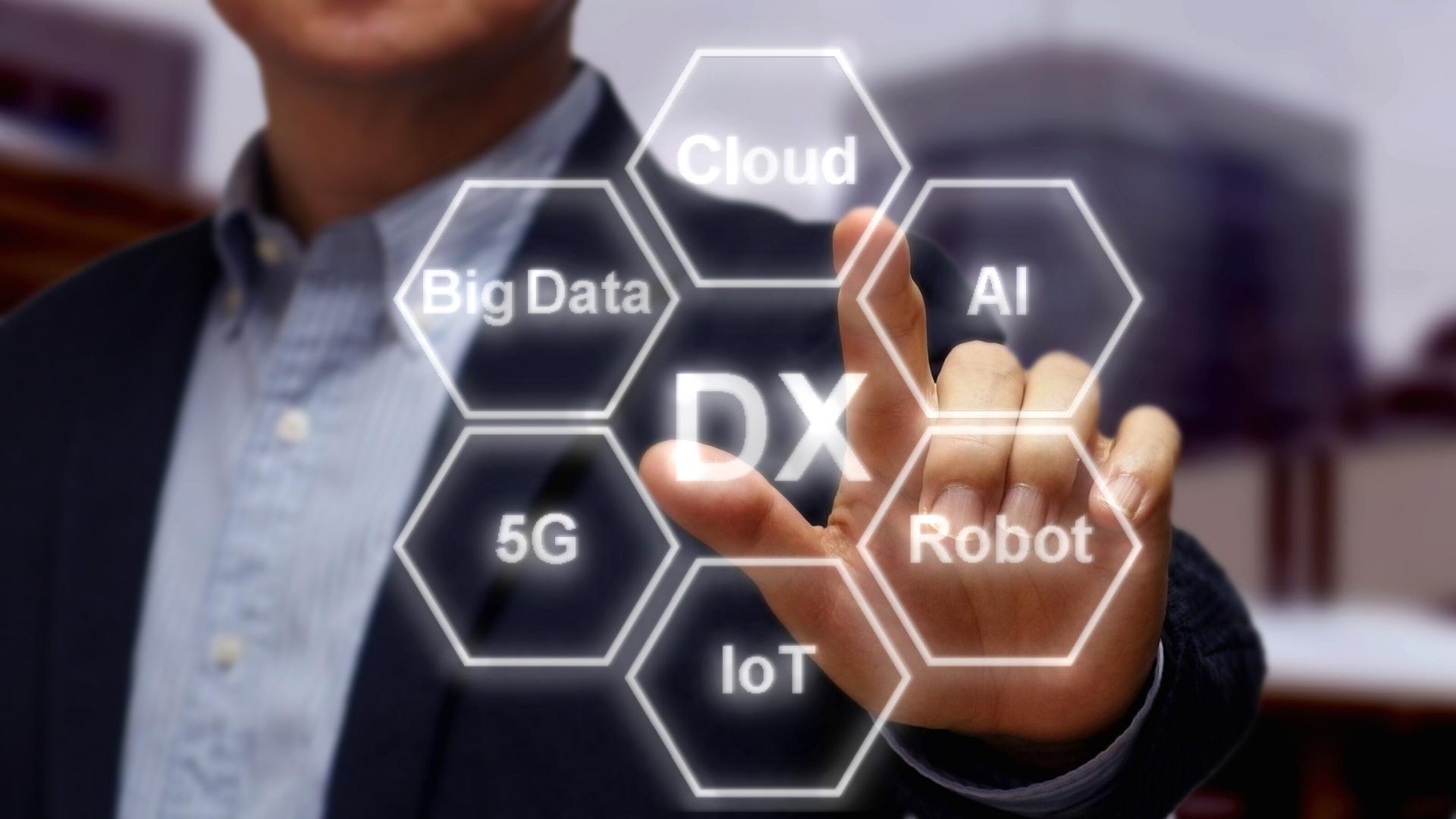 営業DXを実現するためのソリューション